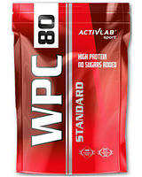 Сывороточный протеин(белка)для набора массы ActivLab wpc 80 700грам