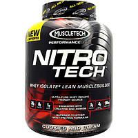 Сывороточный изолят протеин(белка)для набора MuscleTech Nitro Tech Performance (907 г)