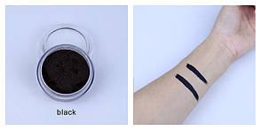 Аквагрим ГримМастер основной Чёрный 10 g, фото 3