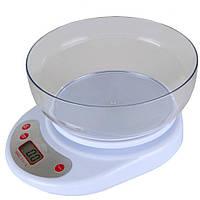 Кухонные весы с чашей ACS-126 7 кг