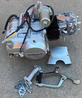 Двигатель DELTA , ALFA , ACTIVE-110 ( полуавтомат)