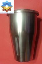 Стакан из нержавеющей стали C0004F215 для миксера Macap F4, F6