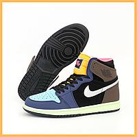 Мужские кроссовки Nike Air Jordan 1 Retro High Multicolored Разноцветный