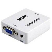Конвертер HDMI на AV 1080p (коробка)