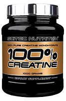 Scitec Nutrition Creatine 100% Pure - 1000 гр