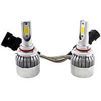 Комплект LED ламп HeadLight C6 9005 COB
