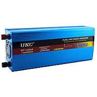 Синусоидальный преобразователь AC/DC 1200W