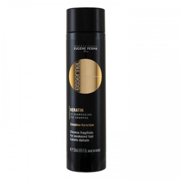 Шампунь Кератин для восстановления структуры волос Essentiel Keratin 250 мл