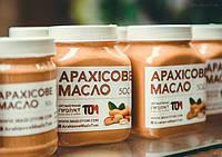 Арахисовая паста , кокосовая TOM peanut butter (500 g)