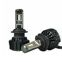 Комплект светодиодных LED ламп Xenon T6-H7 Ксенон