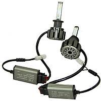 Комплект светодиодных LED ламп Xenon T6-H1 Ксенон