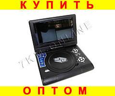 """Портативный DVD плеер 7,8"""""""