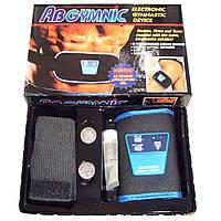 Пояс-миостимулятор ABGymnic с большим гелем