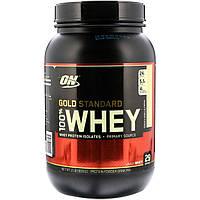 Сывороточный Протеи Изолят Гидролизат 100% Whey Gold Standard 912 г. Optimum Nutrition