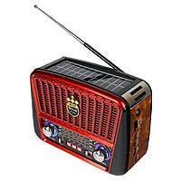 Радио RX 456 Solar с солнечной панелью