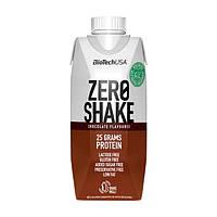 Biotech USA, Жидкий протеин Zero Shake 330 мл