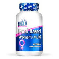 HAYA Food Based Women's Multi60 tab