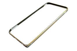 Железный бампер чехол iphone 6+ / 5,5 -- СЕРЕБРО