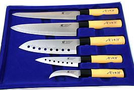 Набор японских кухонных ножей 5 предметов