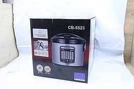 Мультиварка Crownberg CB-5523 на 45 программ с фритюрницей