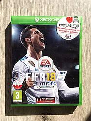 FIFA 18 (рус.) (б/у) Xbox One