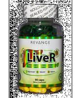 Revange Life Liver Detox and Nutrition Formula 90 капсул