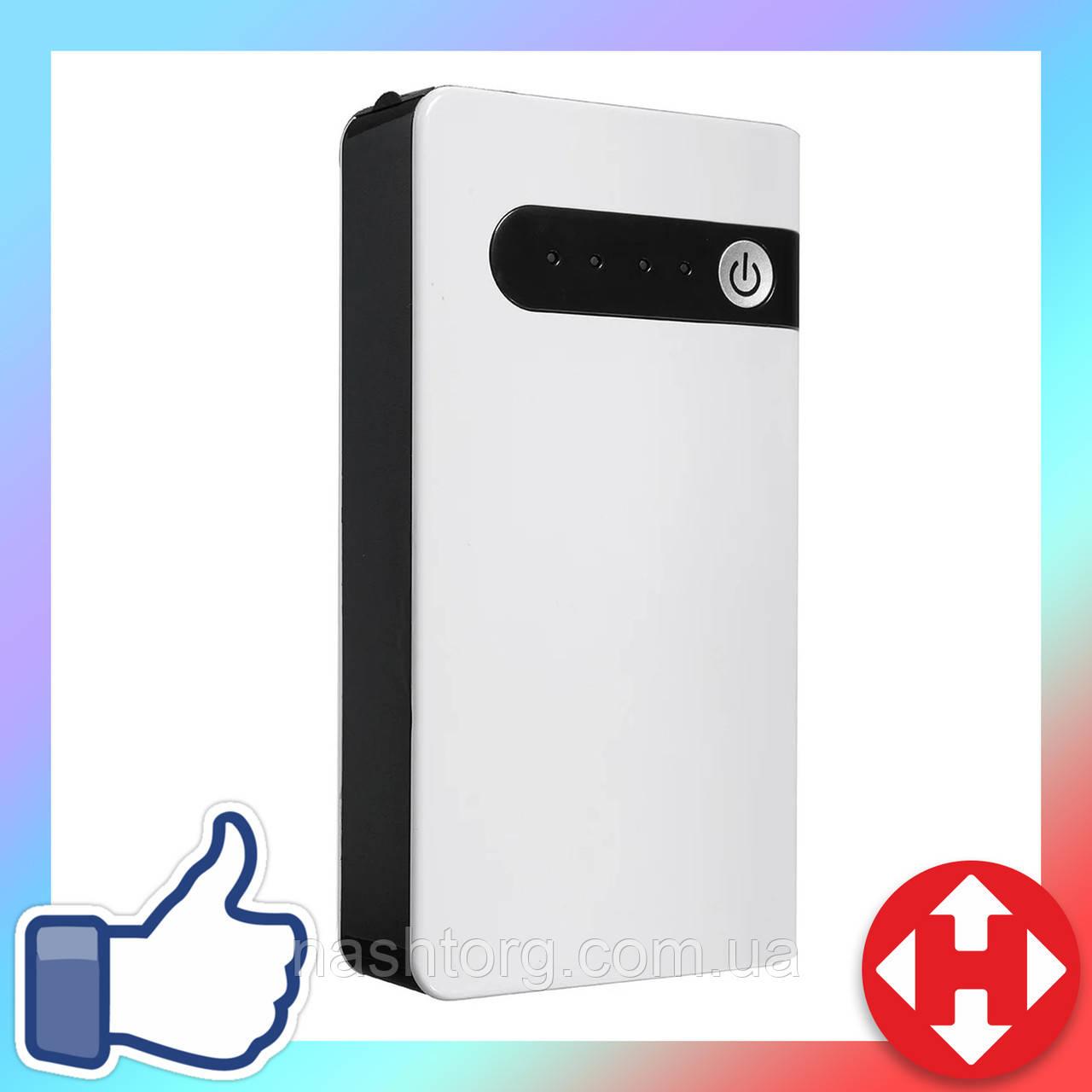 Пуско-зарядное устройство 12000 mAh Starting Power Bank (White) повербанк портативное пусковое для автомобиля