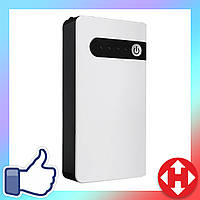 Пуско-зарядное устройство 12000 mAh Starting Power Bank (White) повербанк портативное пусковое для автомобиля, фото 1