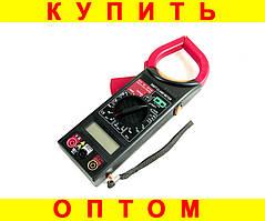 Мультиметр + токоизмерительные клещи DT266FT
