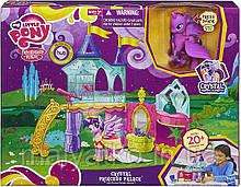 Ігровий набір-Кришталевий замок Травень Літл Поні Твайлайт My little Pony Crystal Princess Palace