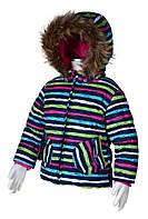 """Зимняя куртка для девочек """"Параллель"""", Pidilidi, размеры 146, 152"""
