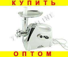 Электро мясорубка CRYSTAL CR1052 1200W