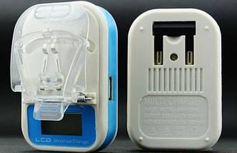 Зарядное устройство адаптер LCD Жабка