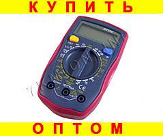 Цифровой тестер мультиметр DT33C