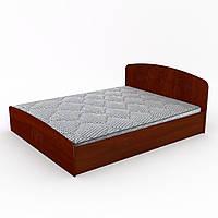 Кровать Нежность-140 МДФ двухспальная деревянная, мебель для спальни (Компанит)