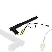 Внешняя антенна 3DBI усиления для модулей ESP8266, ESP-07 и других