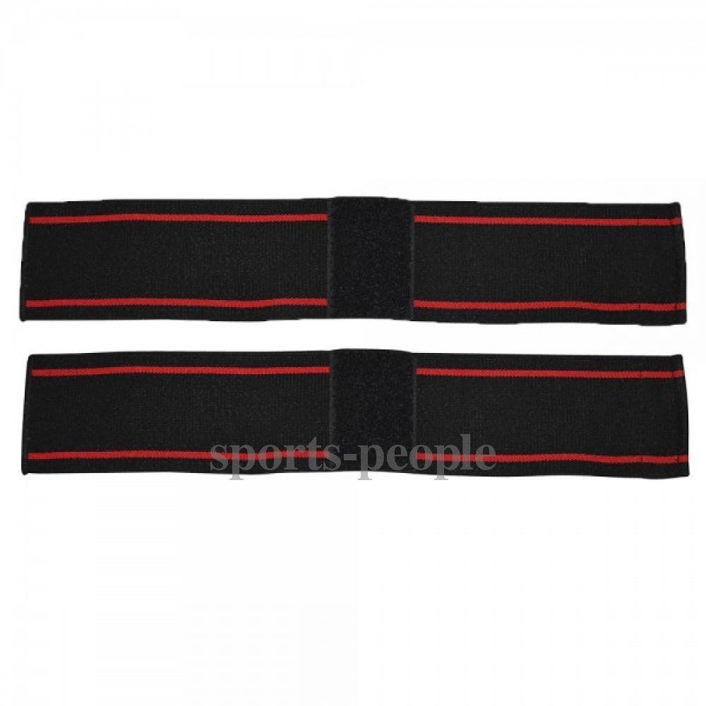 Суппорт для кисти рук (напульсник) Champion, универсальный размер, 35*7 см, 2 ед., разн. цвета
