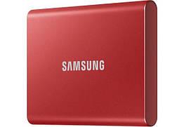 SSD-накопитель  Samsung Portable SSD T7 1TB USB 3.2 Type-C