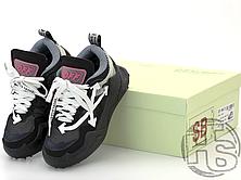 Женские кроссовки Off-White Odsy-1000 Black White OWIA180F198000761001, фото 2
