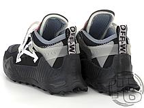 Женские кроссовки Off-White Odsy-1000 Black White OWIA180F198000761001, фото 3