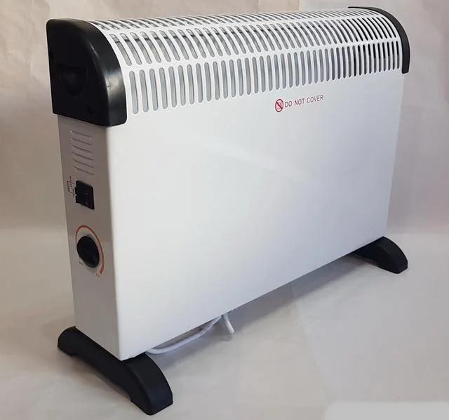 Конвекторний обігрівач CB 2001 Crownberg з терморегулятором