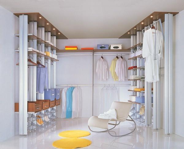 Что такое гардеробная комната?