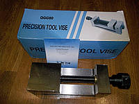 ТИСКИ Лекальные фрезерные 80мм QGG 80