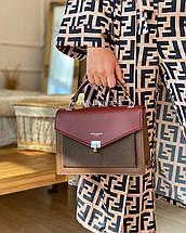 Якісна жіноча сумка від David Jones 5663, фото 3