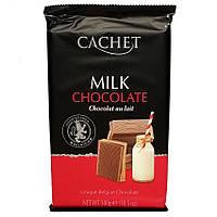 Шоколад молочний Cachet