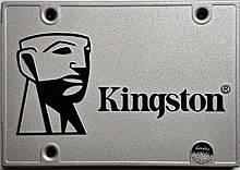Накопитель SSD 240GB SATA III TLC 2.5 Kingston SSDNow UV400 SUV400S37/240G