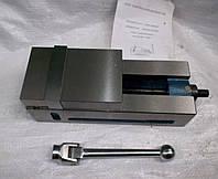 Тиски станочные 100 мм