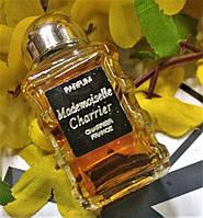 Мademoiselle charrier духи Parfum парфюм Франция. Винтаж. Редкость. 1984 год