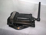 Тиски поворотные механические QH 100mm