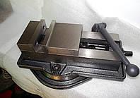 Тиски поворотные станочные QM 100mm